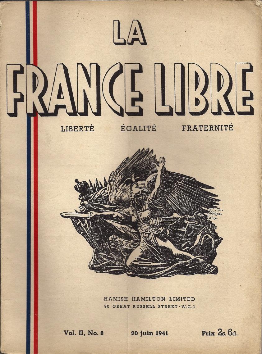 Liste des Volontaires des Forces Franaises Libres - charles-de